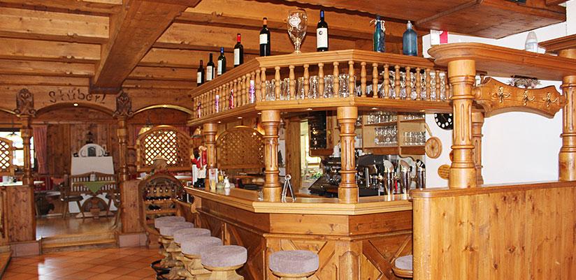 Bar im Pfandl